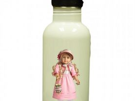 American Girl Caroline Personalized Custom Water Bottle