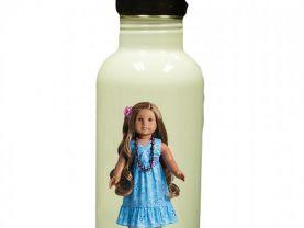 American Girl Kanani Personalized Custom Water Bottle
