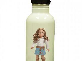 American Girl Nicki Personalized Custom Water Bottle
