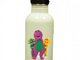 Barney & Friends Personalized Custom Water Bottle