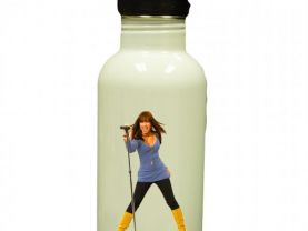 Demi Lovato Personalized Custom Water Bottle #2