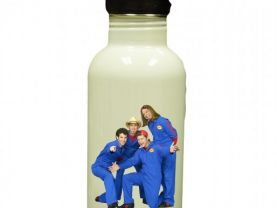 Imagination Movers Personalized Custom Water Bottle