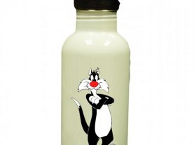 Sylvester the Cat Personalized Custom Water Bottle