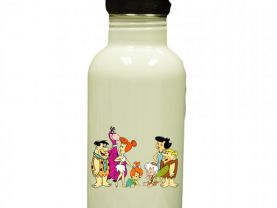 The Flintstones Personalized Custom Water Bottle