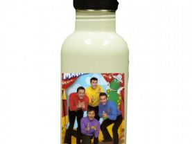 Wiggles Personalized Custom Water Bottle #2