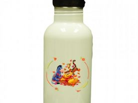 Winnie the Pooh Personalized Custom Water Bottle #2