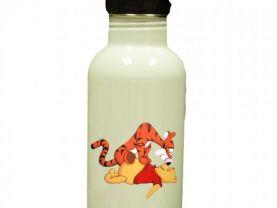Winnie the Pooh Personalized Custom Water Bottle #4