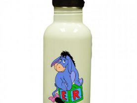 Winnie the Pooh Eeyore Personalized Custom Water Bottle