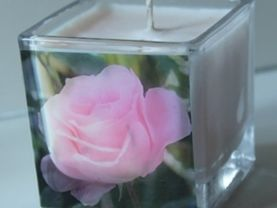 Soft Petal 4 oz Soy Wax Candle