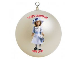 American Girl Nellie Personalized Custom Christmas Ornament