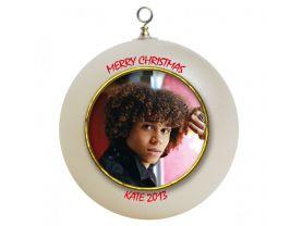 Corben Bleu Personalized Custom Christmas Ornament