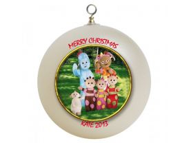 In the Night Garden Personalized Custom Christmas Ornament