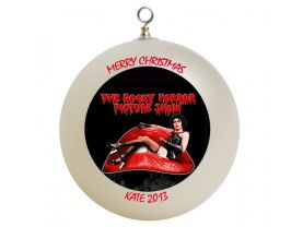 Rocky Horror Picture Show Personalized Custom Christmas Ornament
