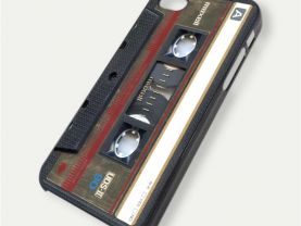 Maxell Cassette Tape iPhone 5, iPhone 5s Case Cover