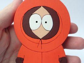 Handmade Kenny South Park Figure
