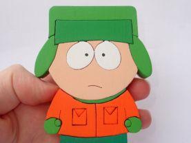 Handmade Kyle Broflovski South Park Figure