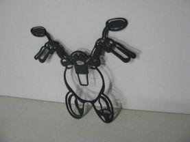 Hog 012 Metal Art Silhouette