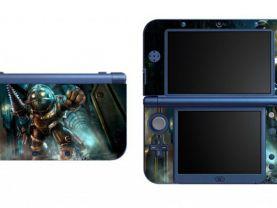 BioShock NEW Nintendo 3DS XL LL Vinyl Skin Decal Sticker