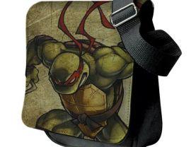 Teenage Mutant Ninja Turtle TMNT Messenger Shoulder Bag