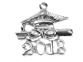 9 Graduation Symbols Charms for Making Jewelry