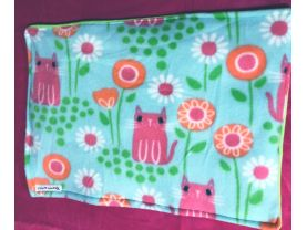 Spring Kitty Purr Pad