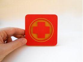 Handmade Medic, Team Fortress 2 coaster