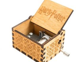 Harry Potter Music Box Gift