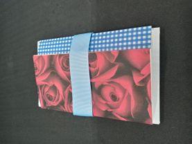 Floral Envelopes with Designer Paper
